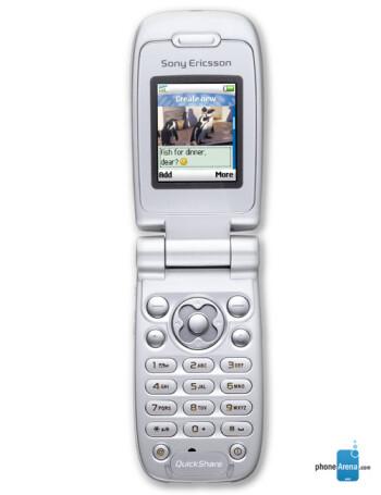 Sony Ericsson Z500a / Z502a