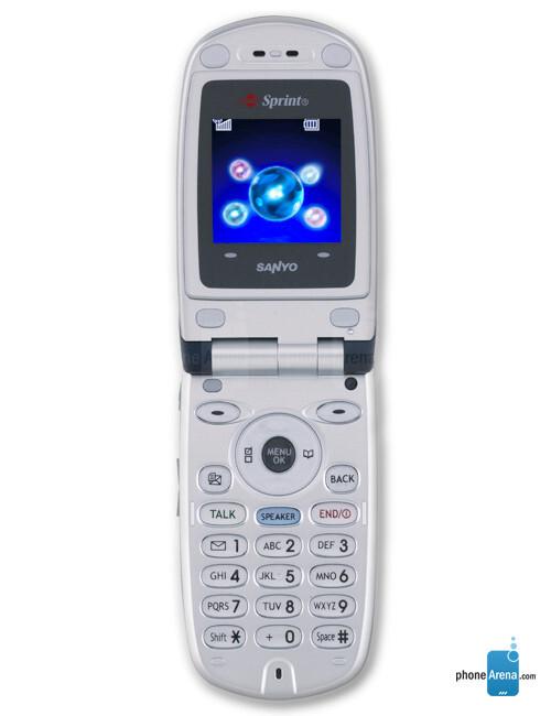 Sanyo SCP-200 specs