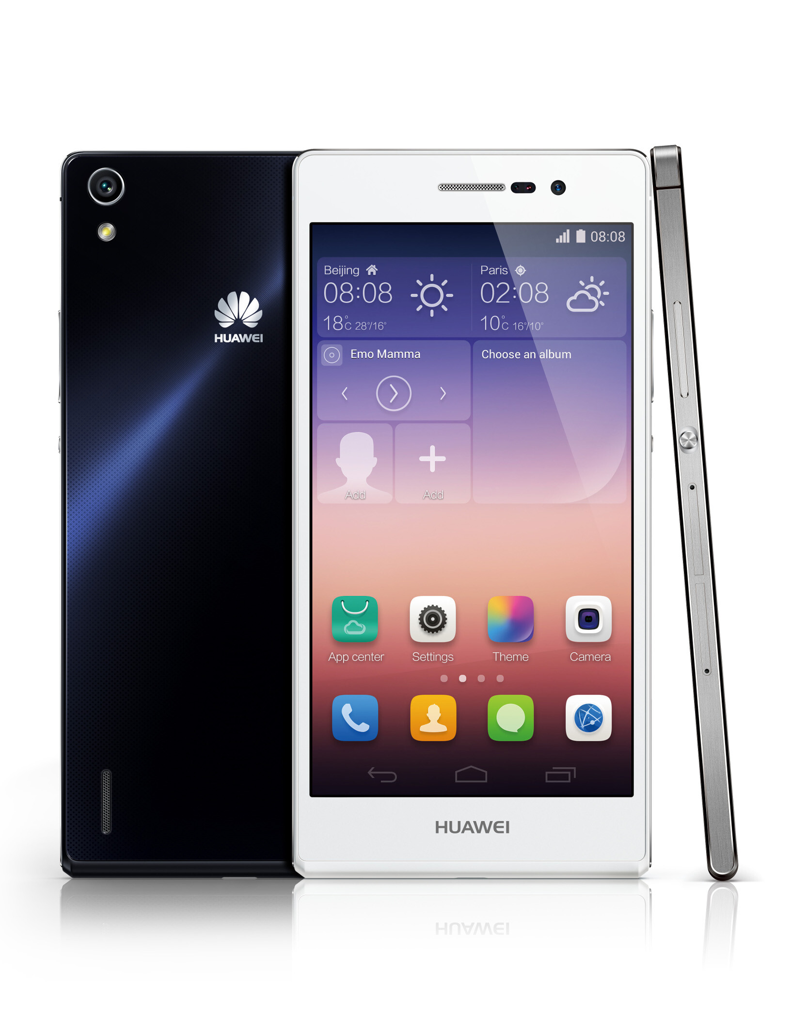 Huawei Ascend P7 specs