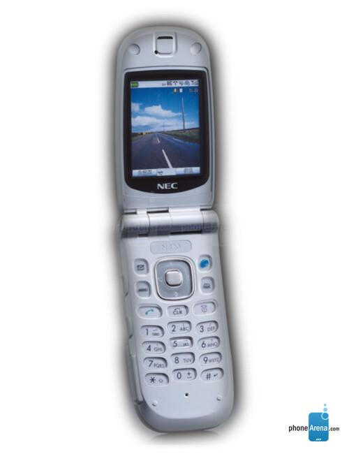 NEC N820 full specs