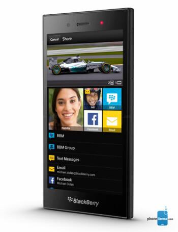 BlackBerry Z3 specs