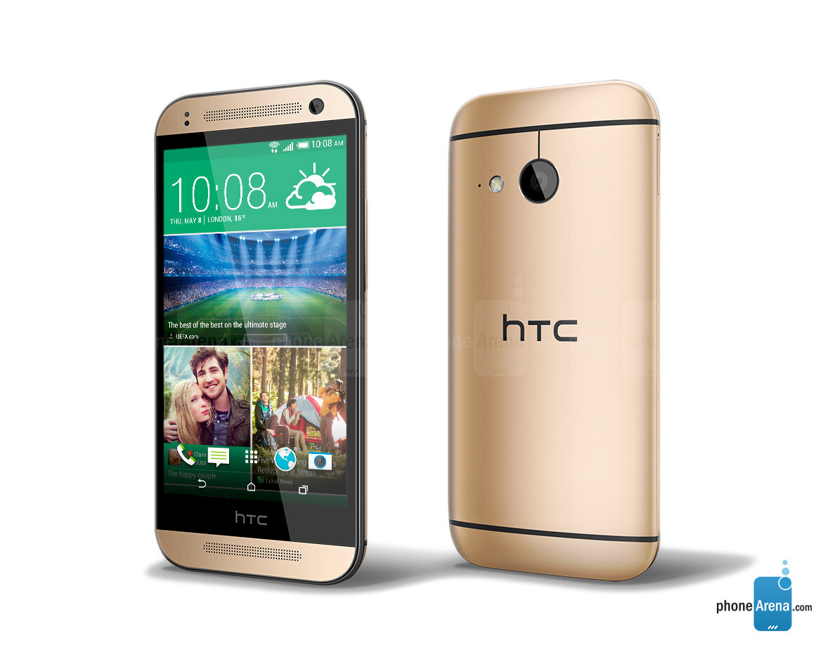 HTC One Mini-Specifications and New Pictures