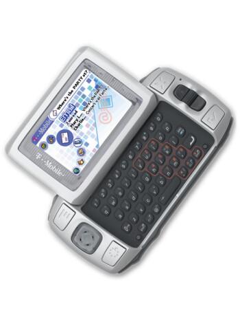 danger hiptop ii t mobile sidekick ii specs rh phonearena com T-Mobile Sidekick 1 Sidekick Phone