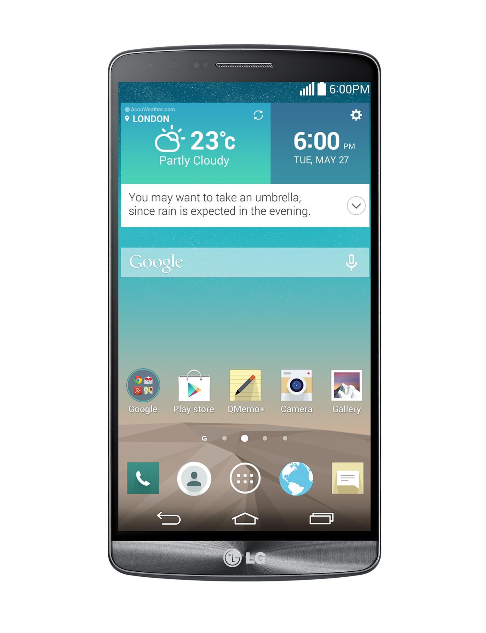 Sforum - Trang thông tin công nghệ mới nhất LG-G3-0 Qualcomm khen LG G3 là chiếc điện thoại thân thiện với người dùng