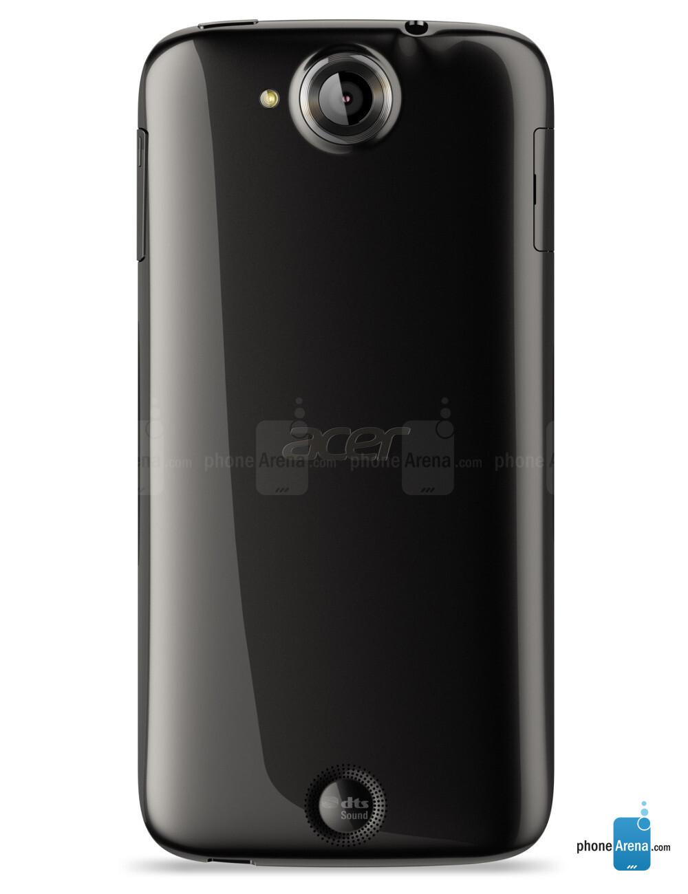 Acer Liquid Jade Specs S55 Dual Sim