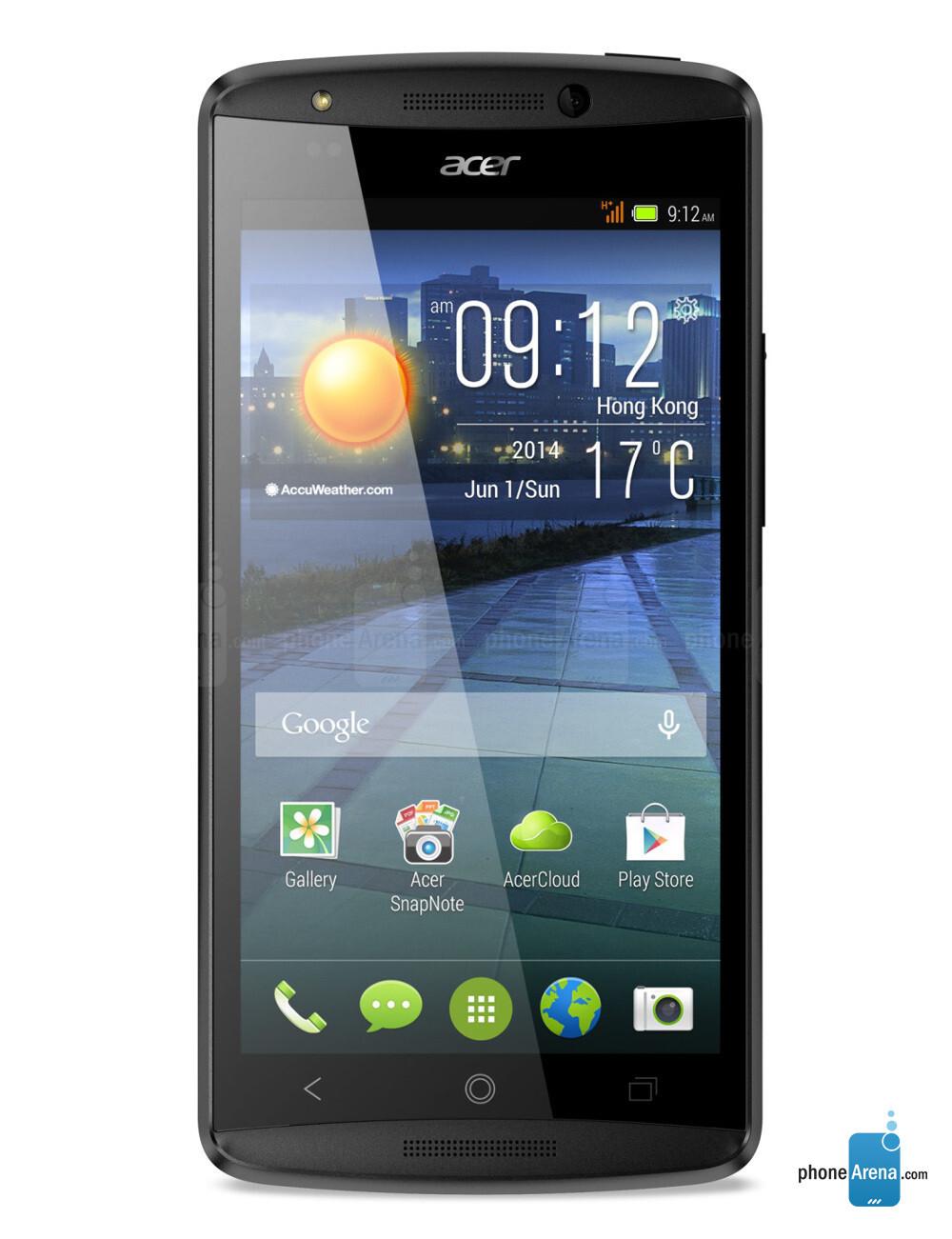 Acer Liquid E700 Specs
