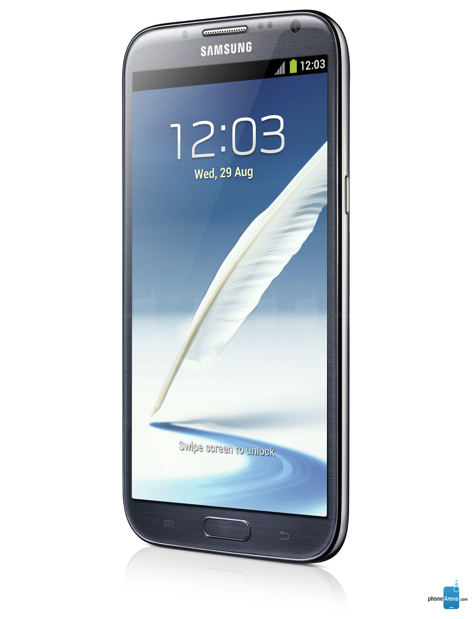 Samsung Galaxy Note II N7100 - Full phone specifications