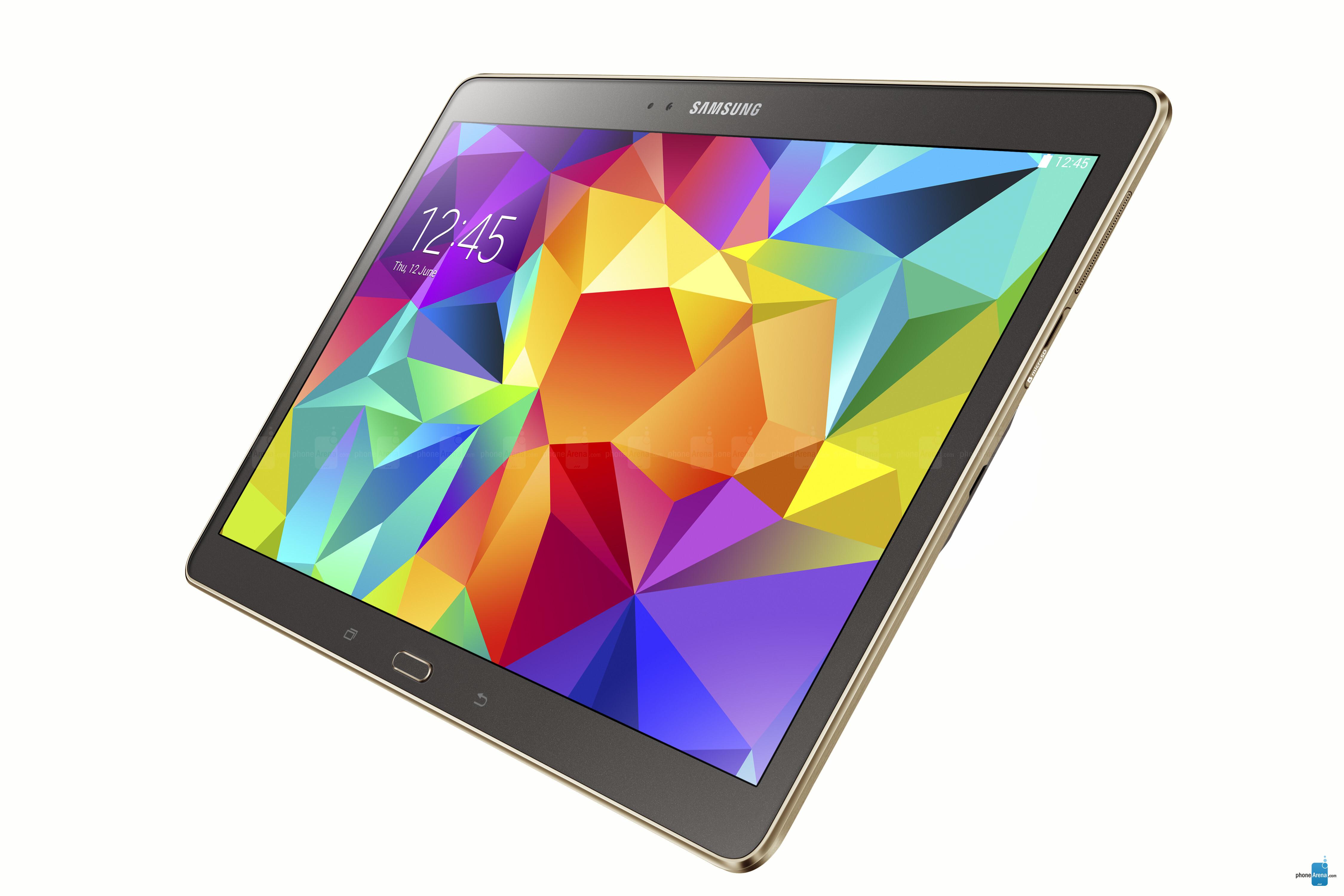 Samsung galaxy tab s 10 5 full specs for Samsung galaxy s tablet