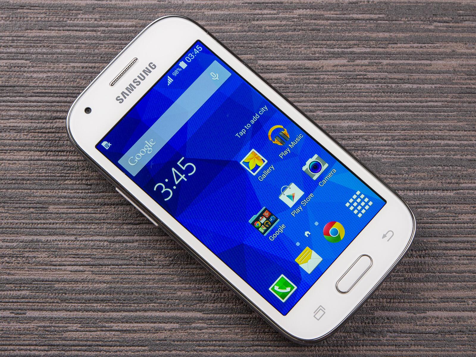 Samsung Galaxy Ace Style s