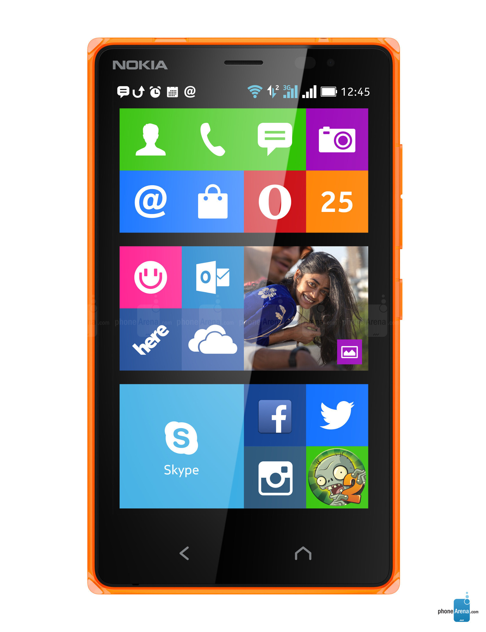 Update brings some of Nokia X2's software features to the ...