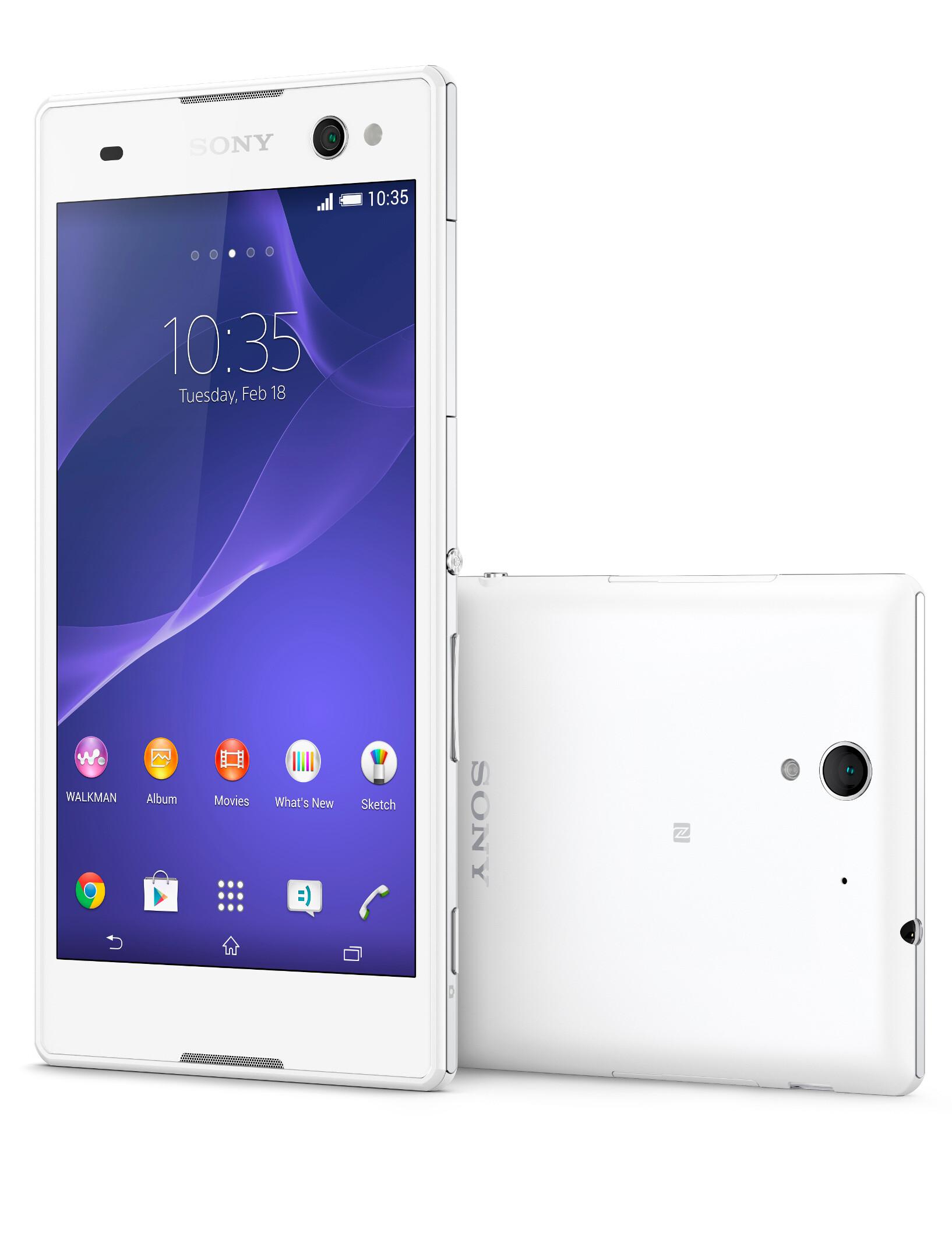sony xperia c3 specs Sony Ericsson Xperia Pro Sony Xperia Z2