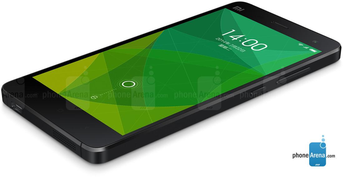 Xiaomi Mi 4 Specs