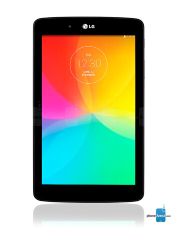 phones compare LG G Pad Samsung Galaxy Tab