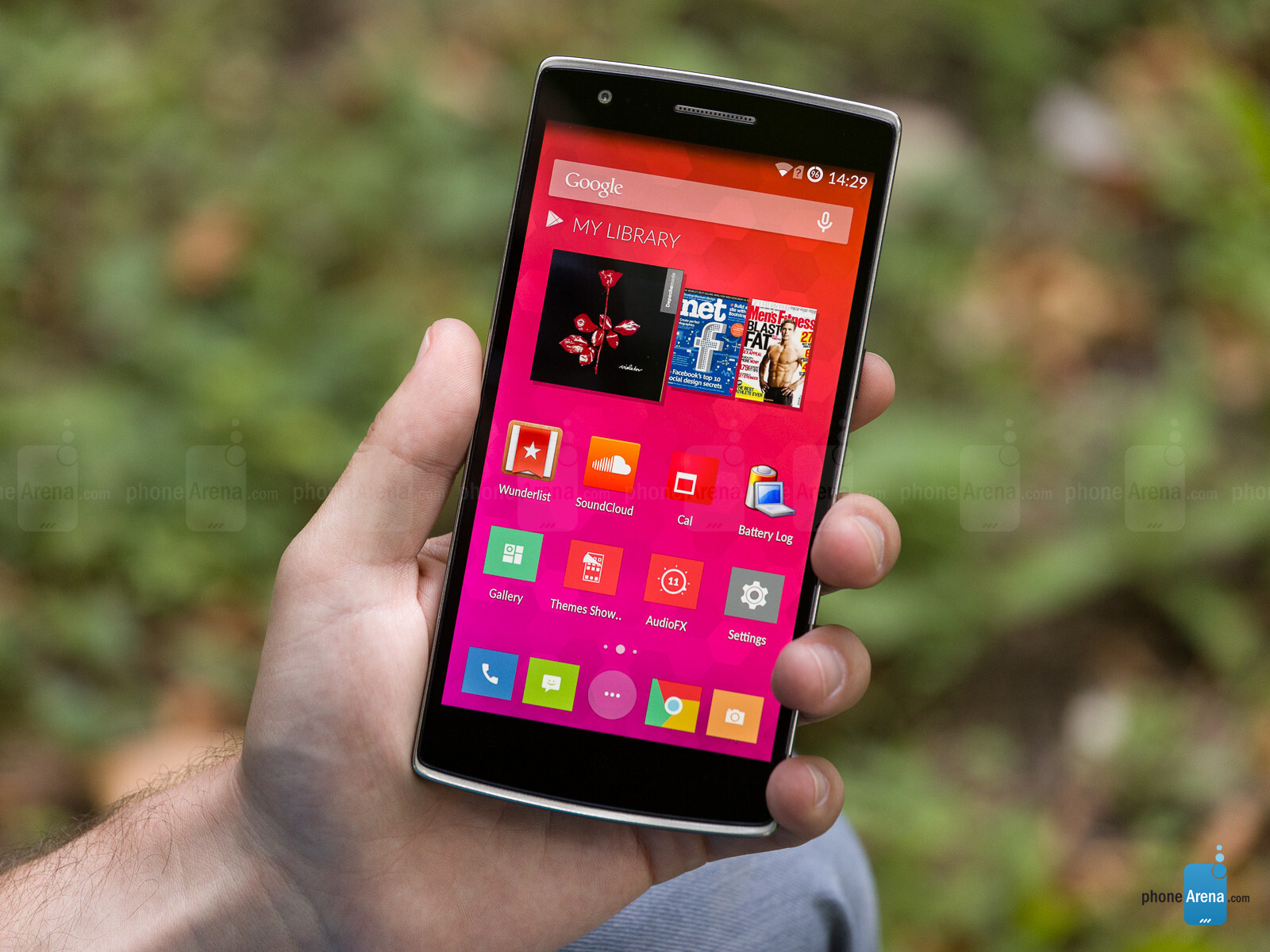 OxygenOS 2.1.4 is now available for the OnePlus One Oneplus