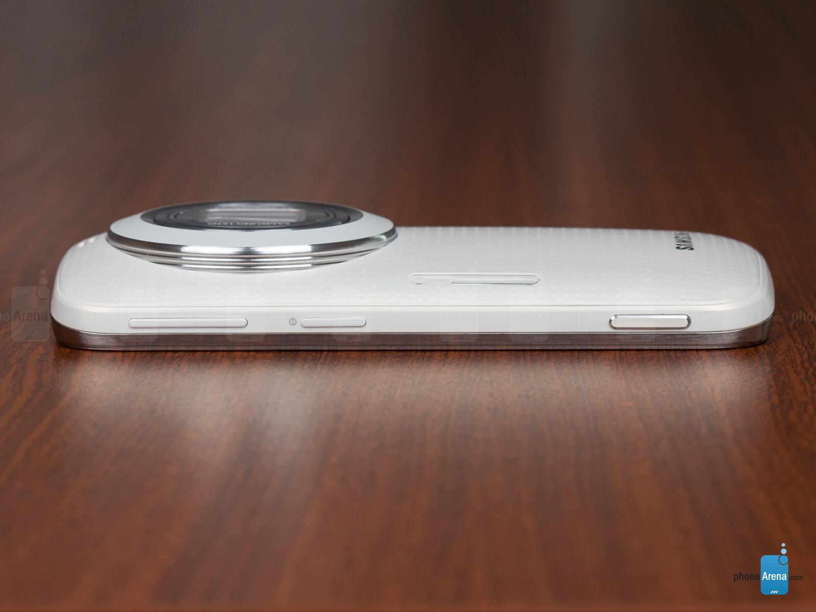 Samsung Galaxy K Zoom Photos 8gb White
