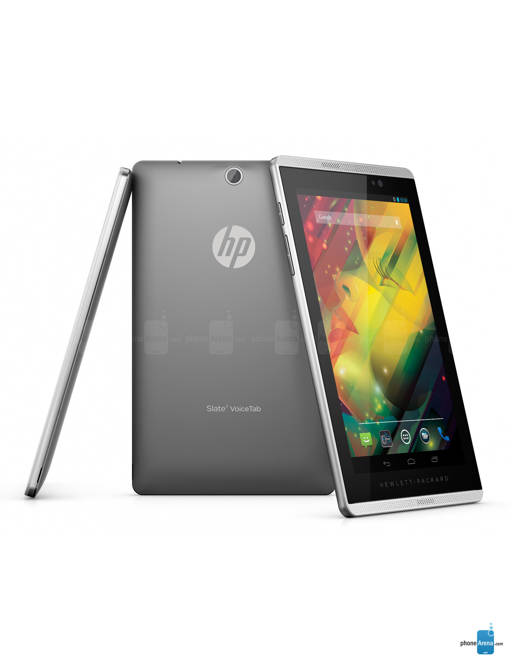 HP Slate-6 Voice Tab - YouTube