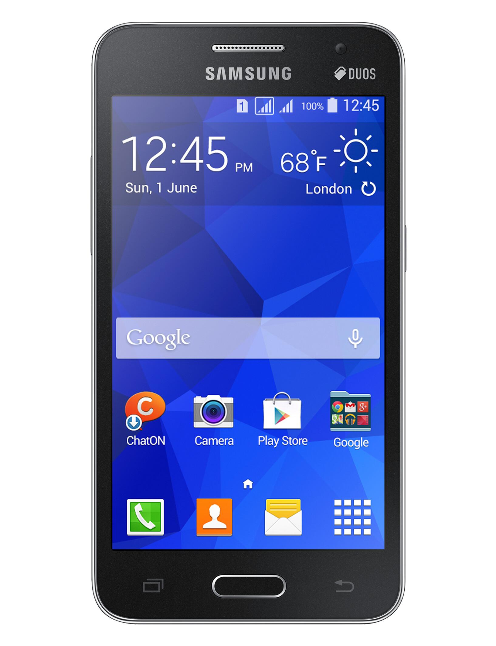 Samsung Galaxy Core 2 Full Specs