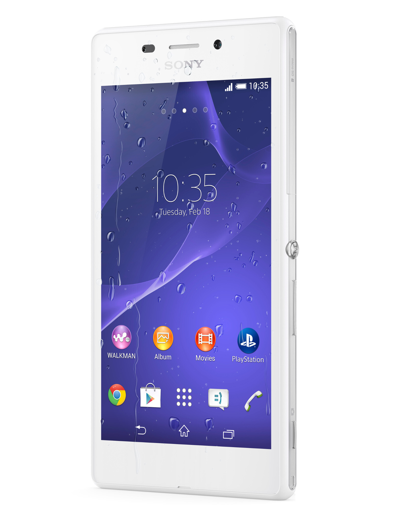 Sony Xperia M2 Aqua: technical specifications, comparison with competitors and reviews 85