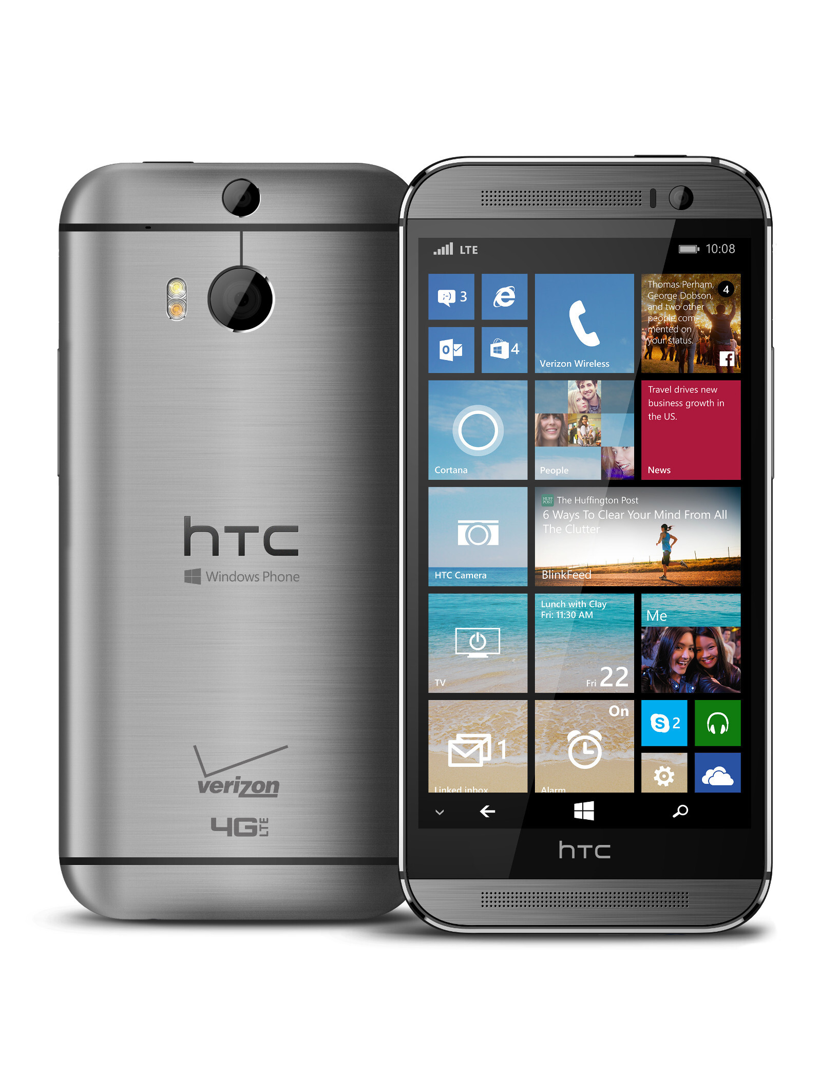 Htc One M8 For Windows Specs