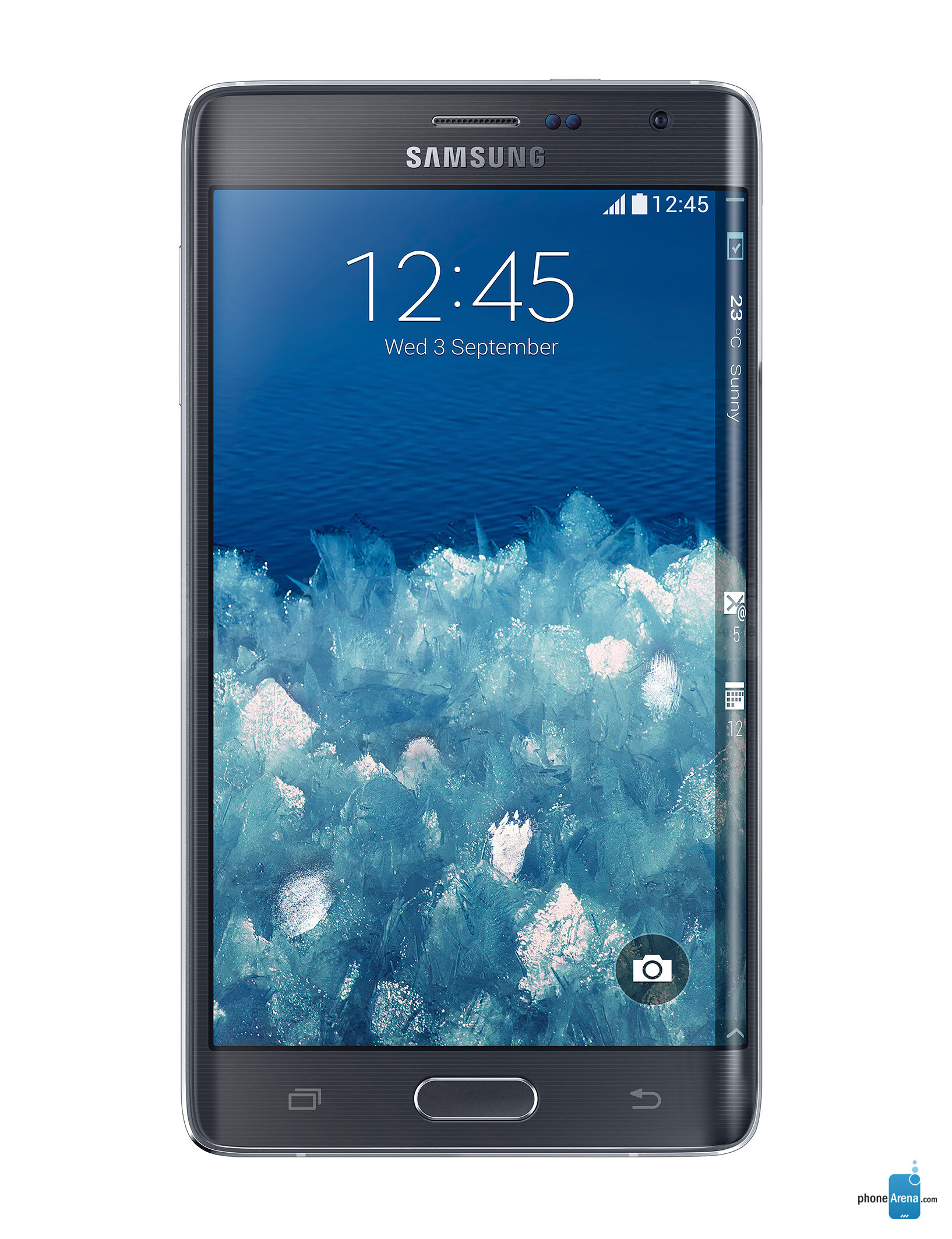 4g Blue Tick Phones Samsung Galaxy Note Edge