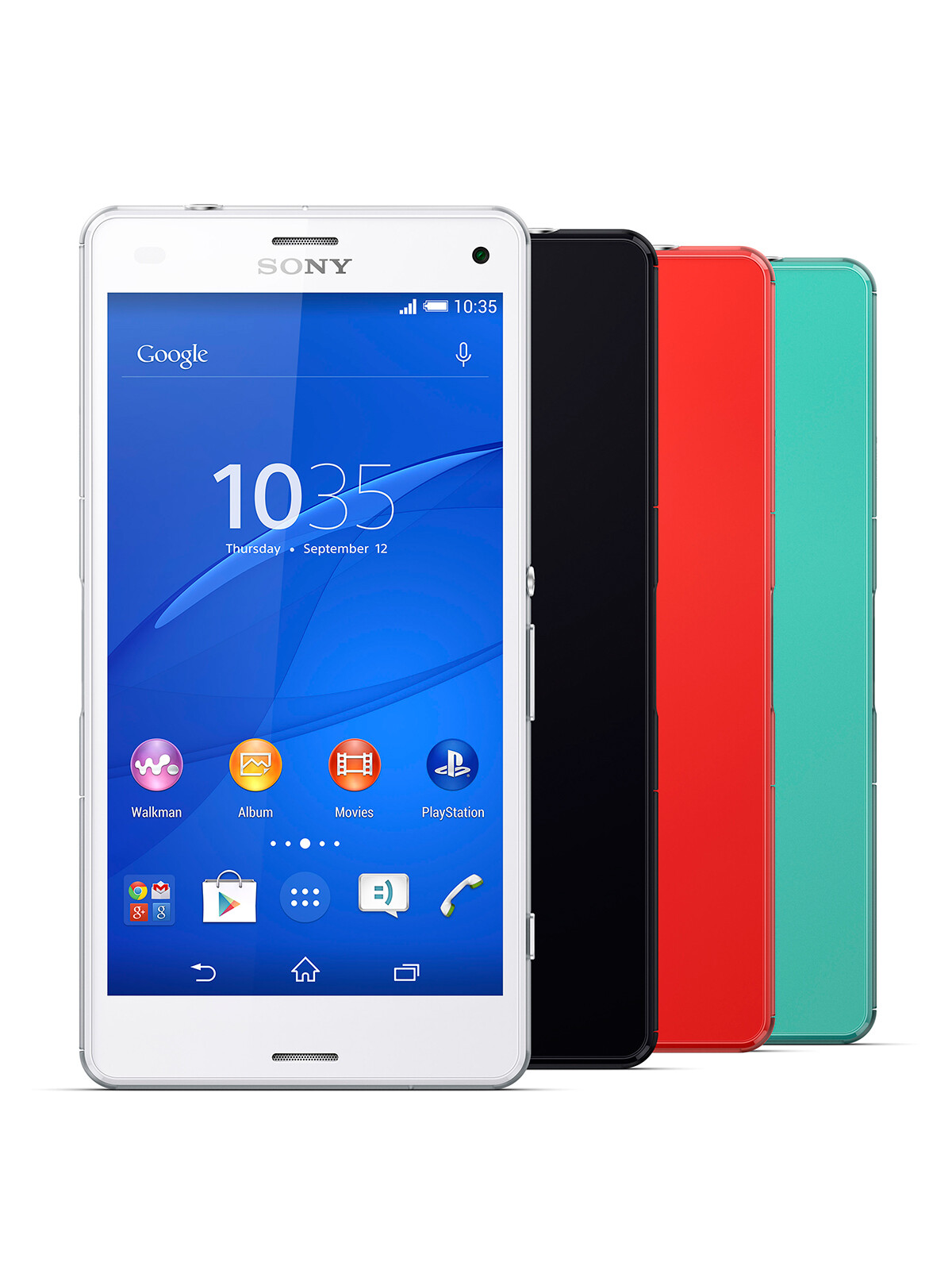 The Xperia Z3 Tablet Compact redefines portability. It's lighter than a book, as slim as a magazine, and slips easily into a handbag. The most advanced Sony technologies were used to create a compact tablet that's also incredibly powerful. So while it's small on bulk, it's big on performance.