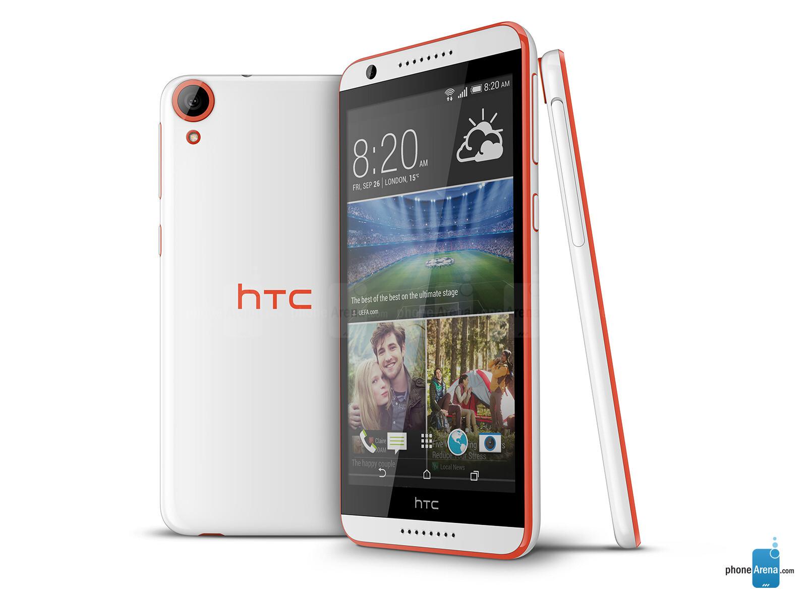 Ram Price >> HTC Desire 820 specs