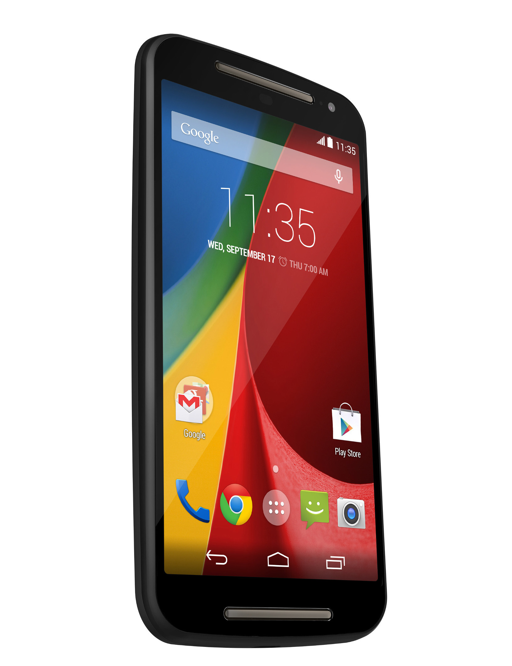 Android 5 0 2 update reportedly rolling out to Moto G (2014