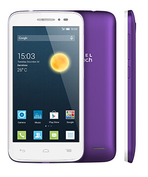 Alcatel OneTouch Pop 2 (4.5)