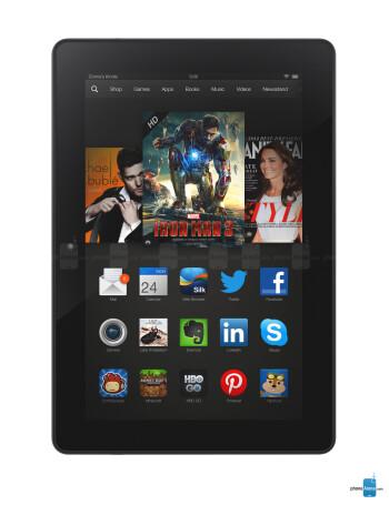 Amazon Fire HDX 8.9 specs