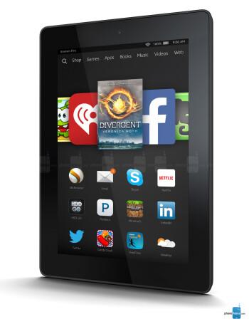 Amazon Fire HD 7 specs