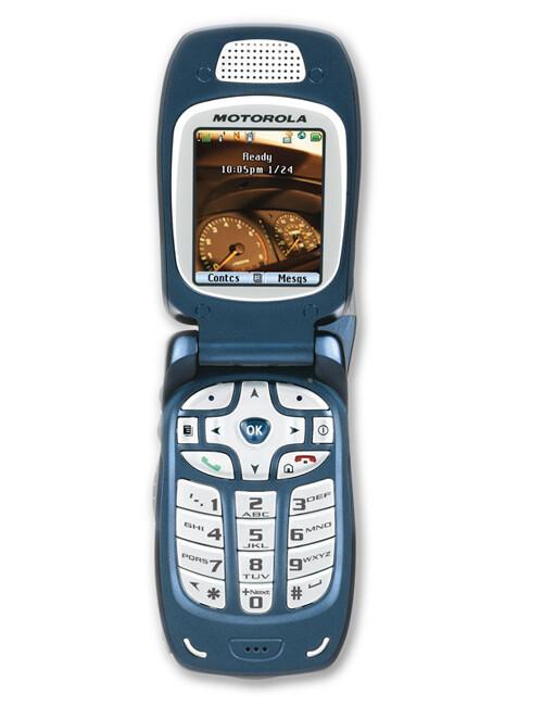 Motorola i760 Mobile Phone Update