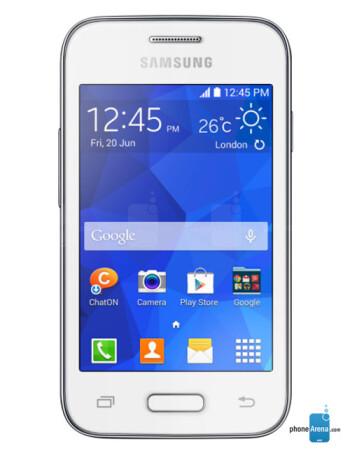 Samsung Galaxy Young 2 specs