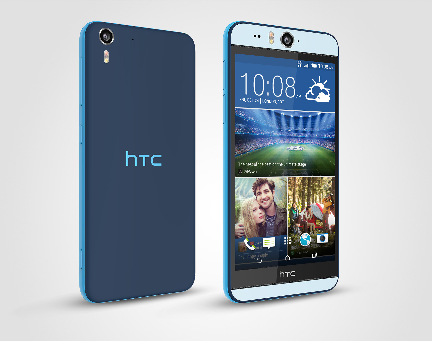 HTC Desire Eye, The Information