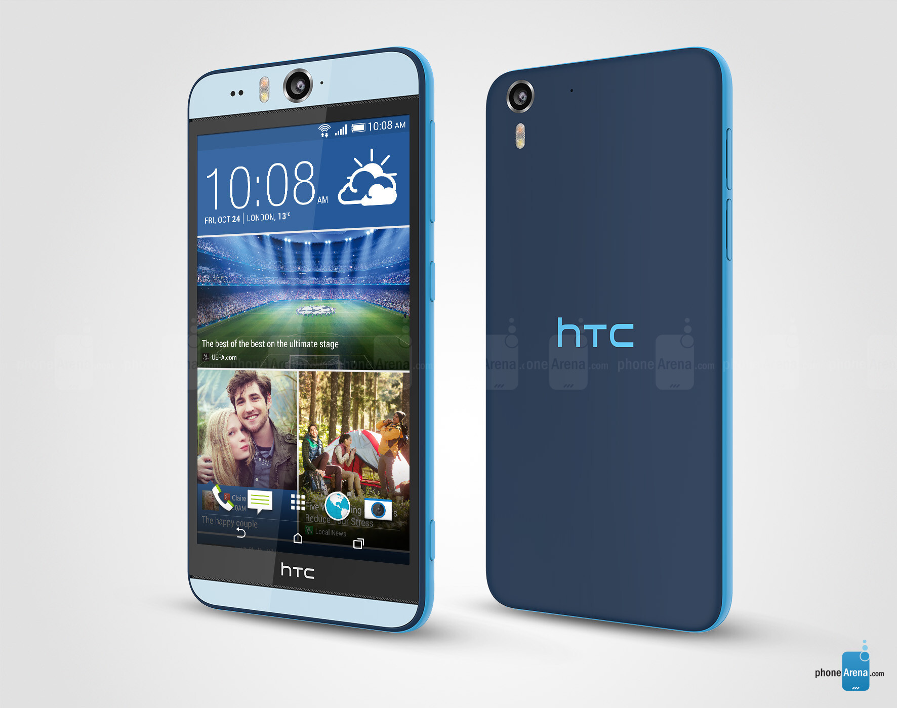 HTC Desire EYE price revealed: it costs as much as the One ...