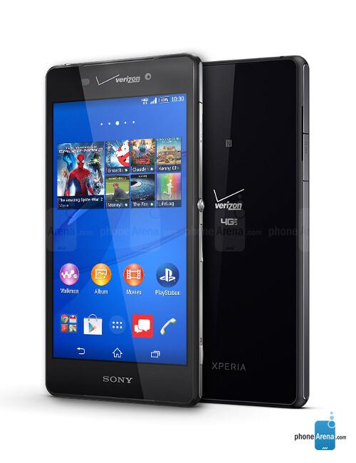 Xperia Z3v Sony Xperia Z3v specs