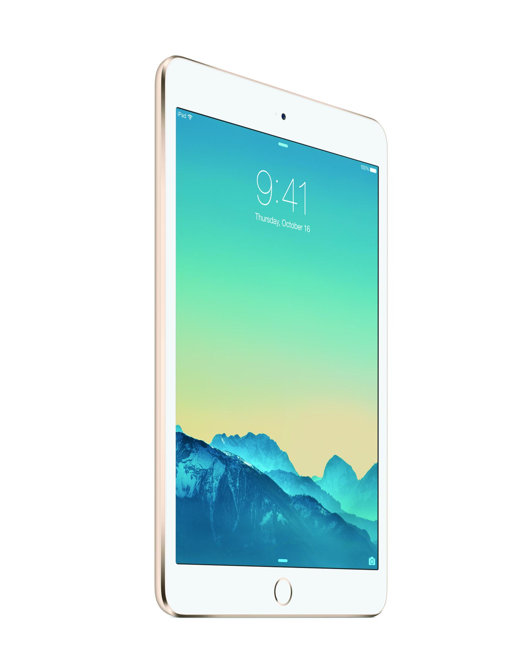 Apple iPad mini 3 specs