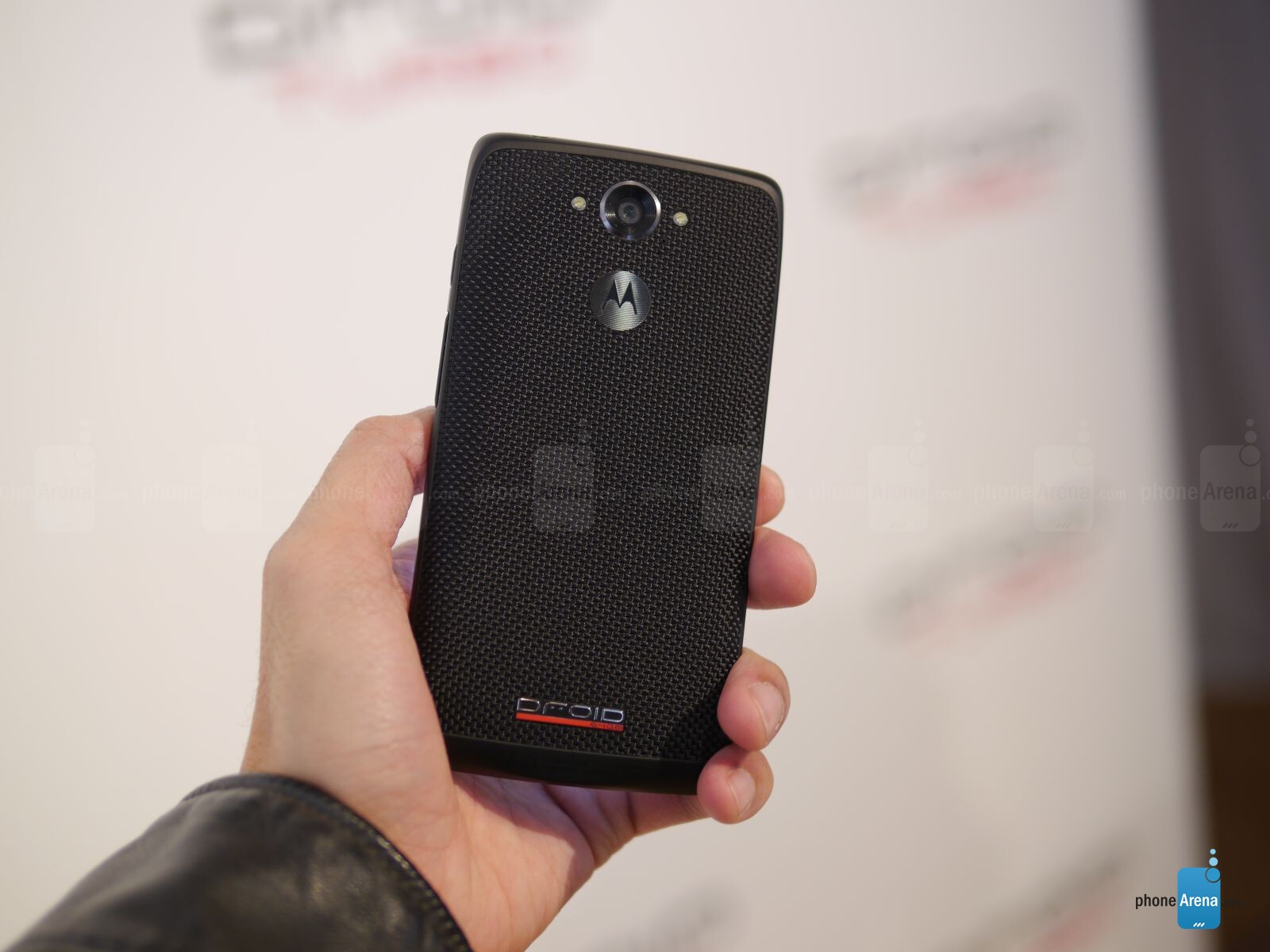 Step aside, Sony Xperia Z3, the Motorola DROID Turbo is ...