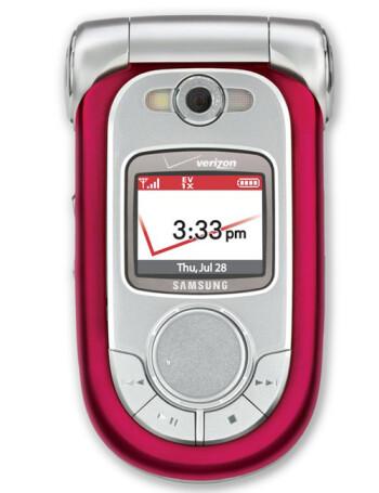 Samsung SCH-A950