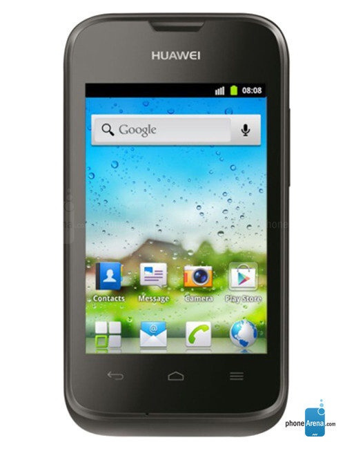 Huawei Ascend Y210 Specs