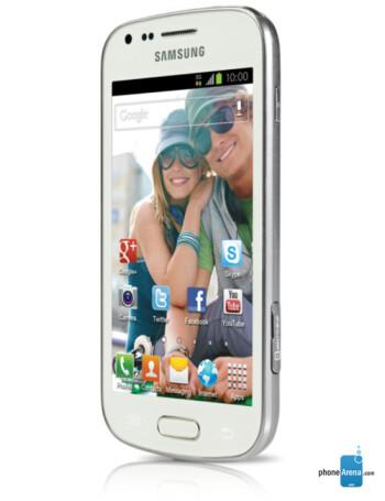 Samsung Galaxy Ace II x