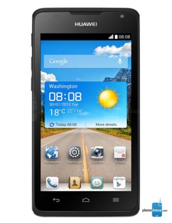 Huawei Ascend Y330 specs