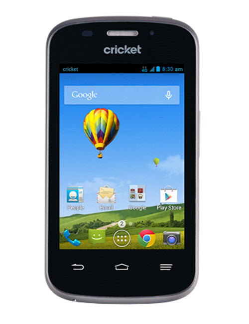 Cricket phones zte