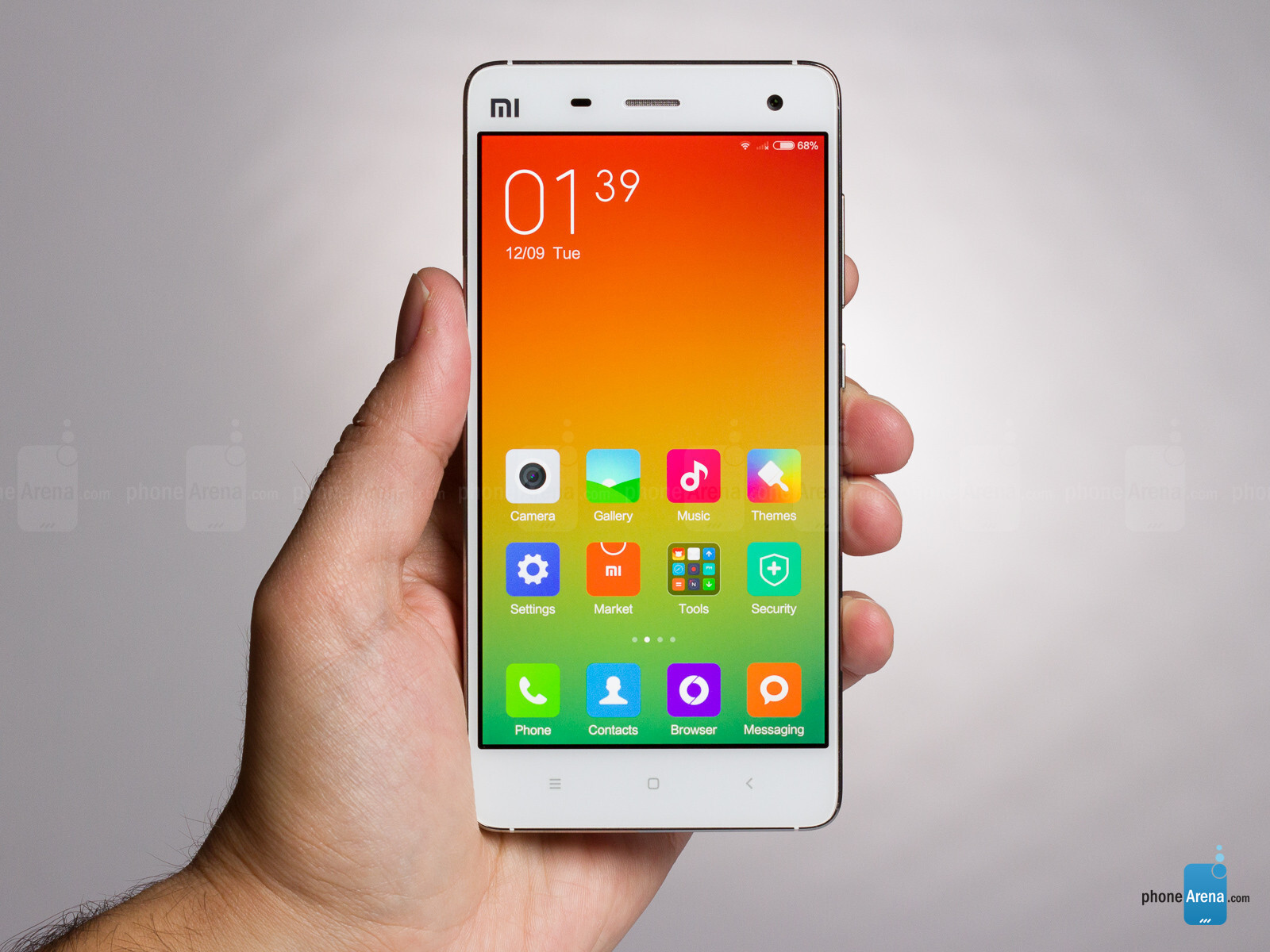 Xiaomi Mi4 now available to buy (only in China)