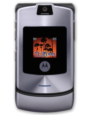 motorola razr v3i v3t v3r full specs rh phonearena com Motorola RAZR V3 Manual Motorola KRZR K-1 Manual