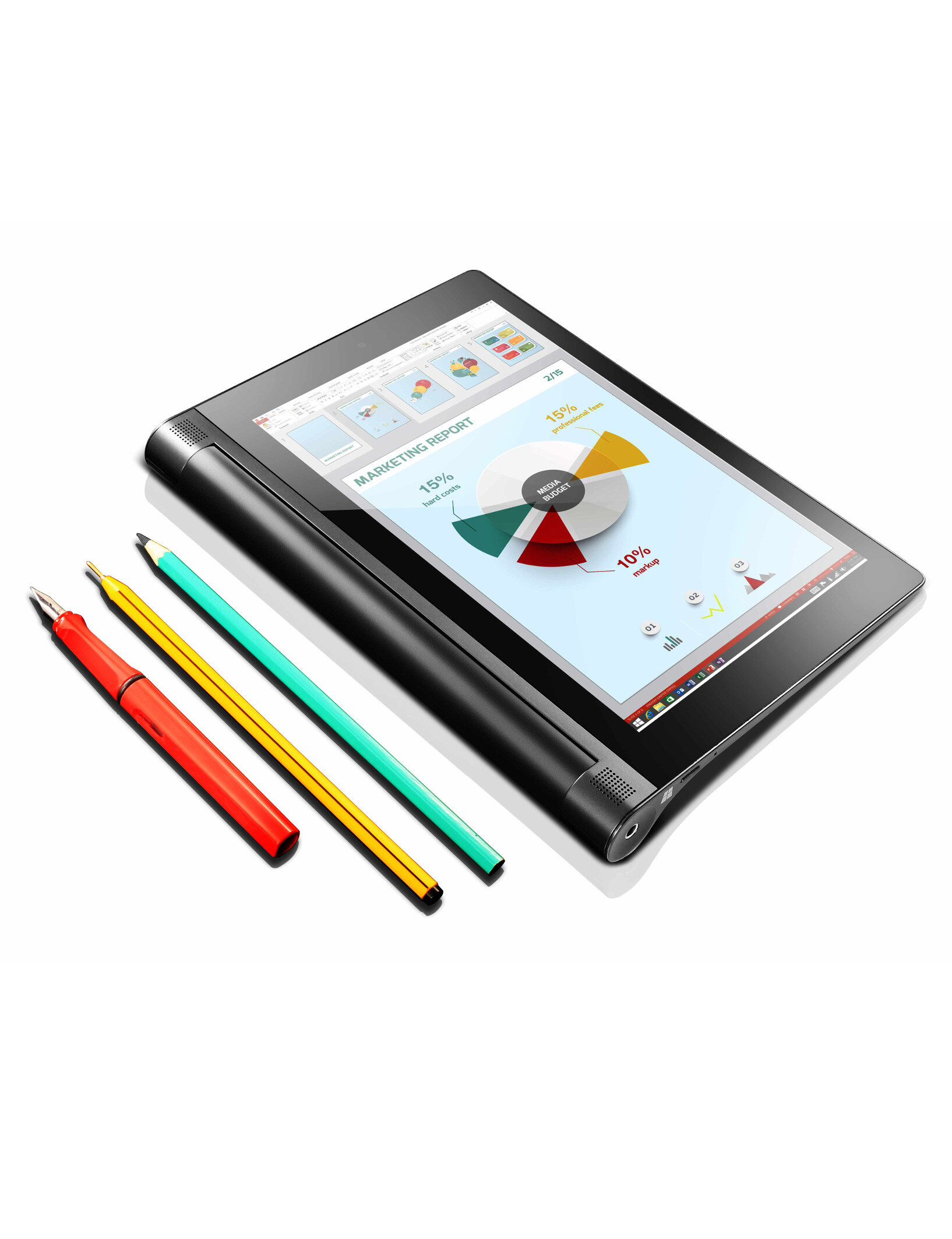 Lenovo YOGA Tablet 2 8-inch (Windows) with AnyPen specs