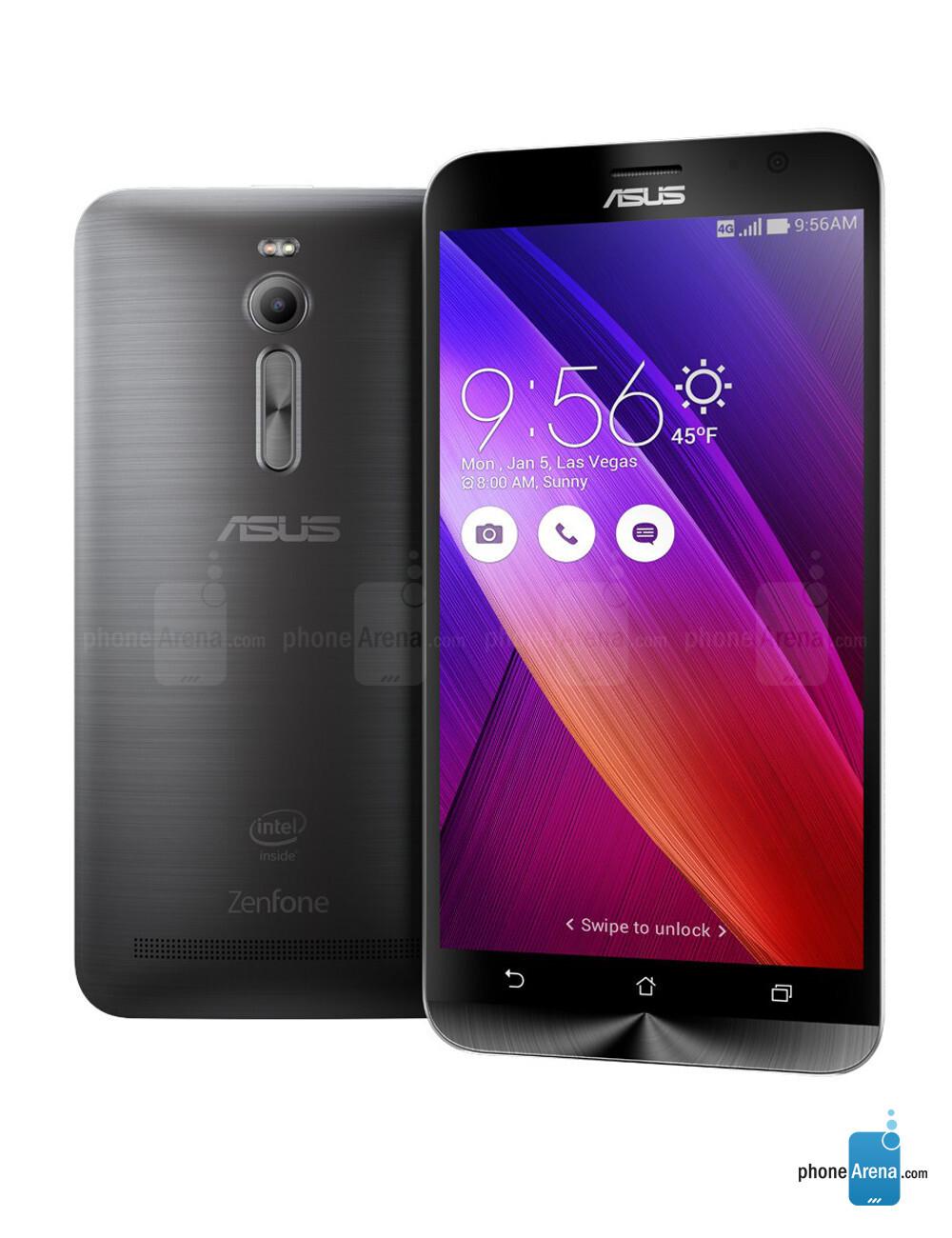 Asus Zenfone 2 Full Specs
