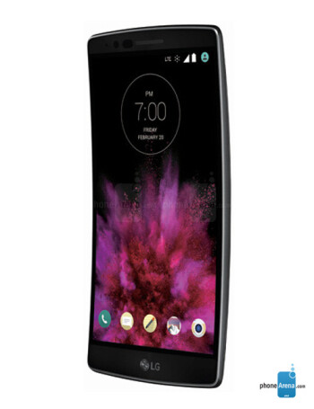 The first to come with a Snapdragon 810, the LG G Flex 2