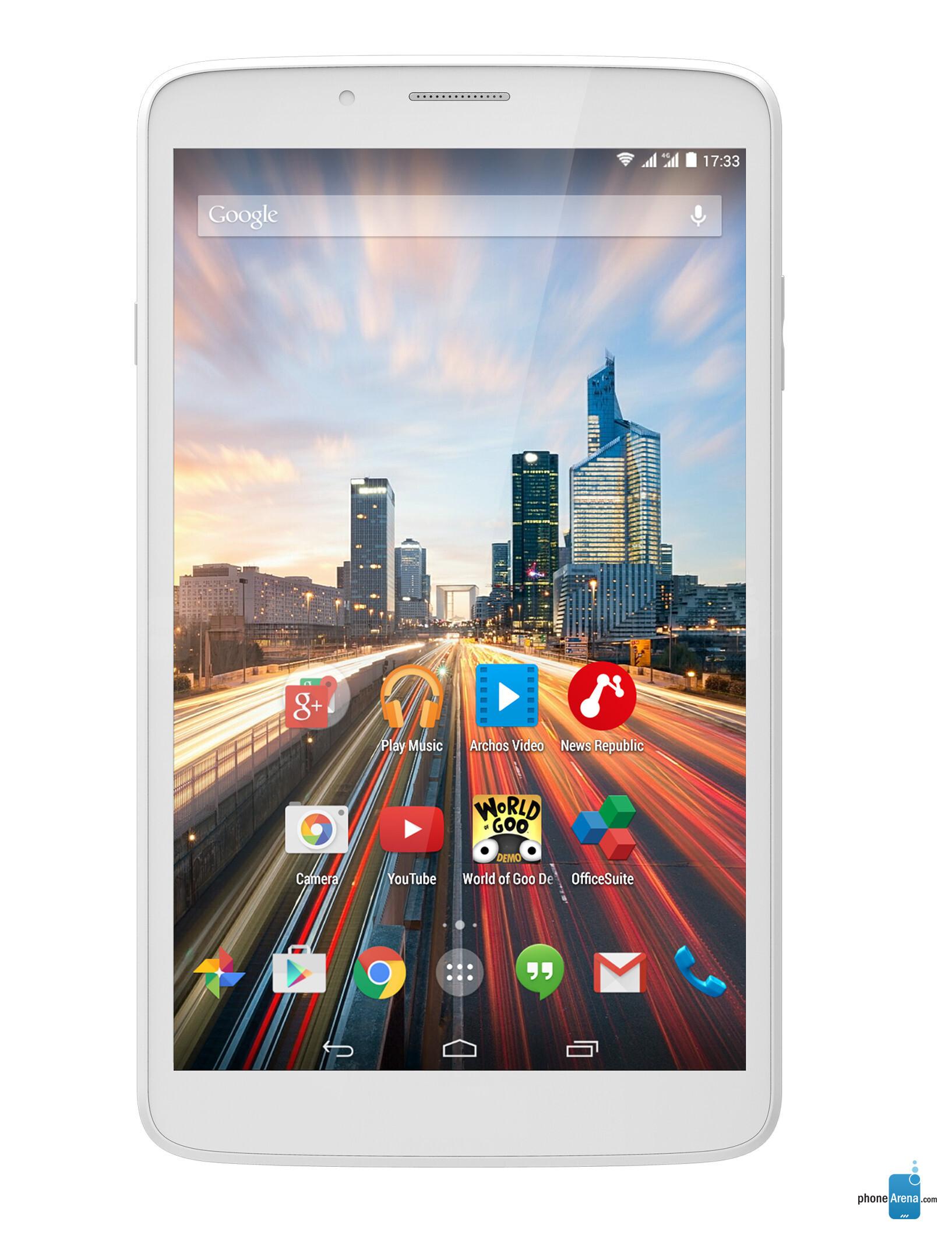 Archos 80b Helium Tablet Drivers Update