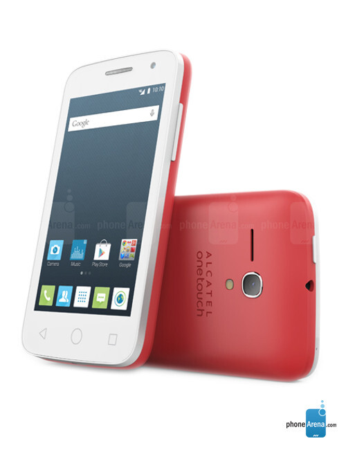 Alcatel one touch pop 2 4 4045d
