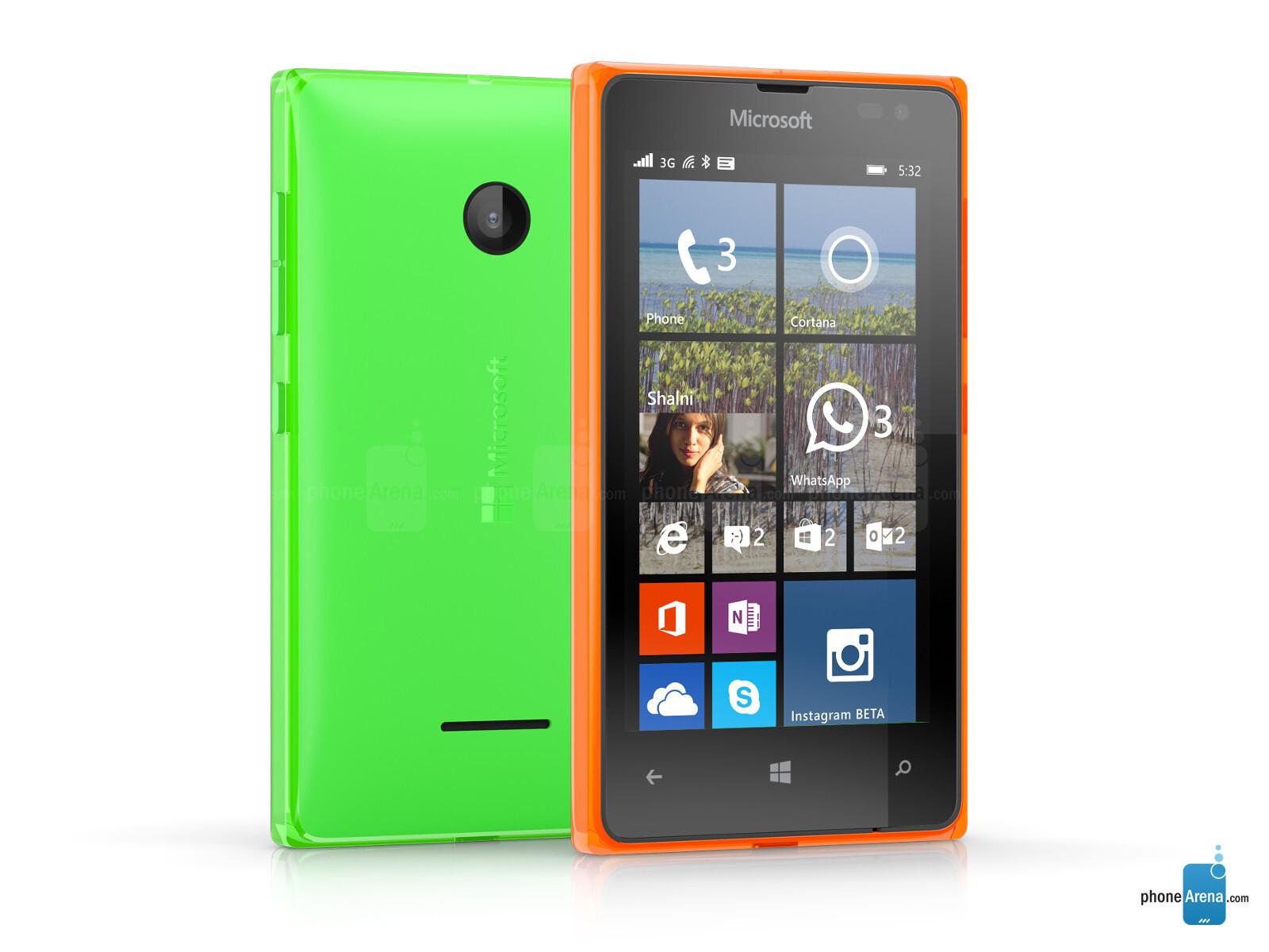 Microsoft: The Lumia 532 Is Windows 10 Ready
